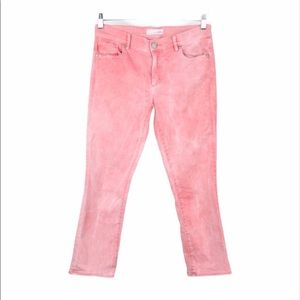 Loft Womens Jeans Modern Kick Crop Size 6 Petite